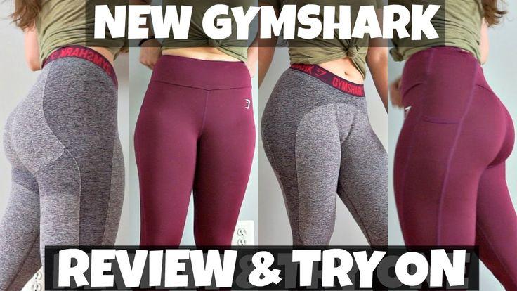 New Gymshark Review & Try On | Flex Leggings