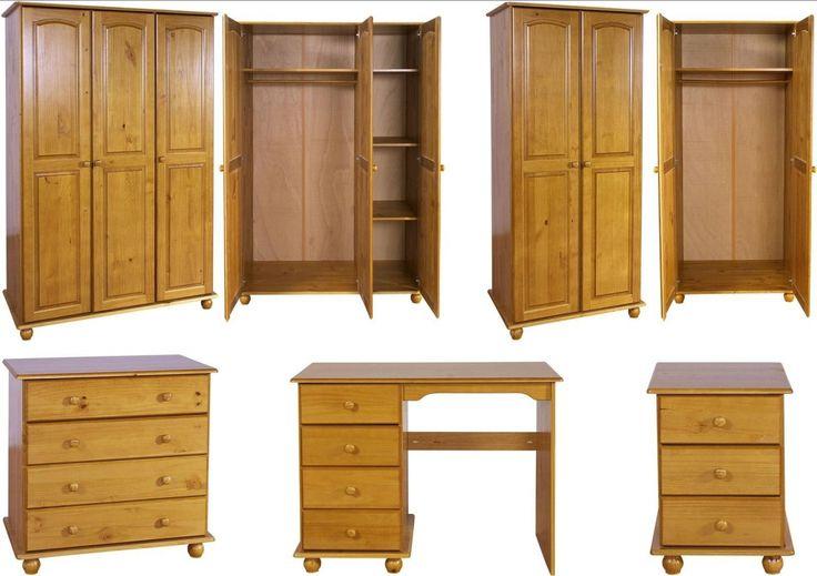 antique pine bedroom furniture - interior design ideas for bedrooms modern