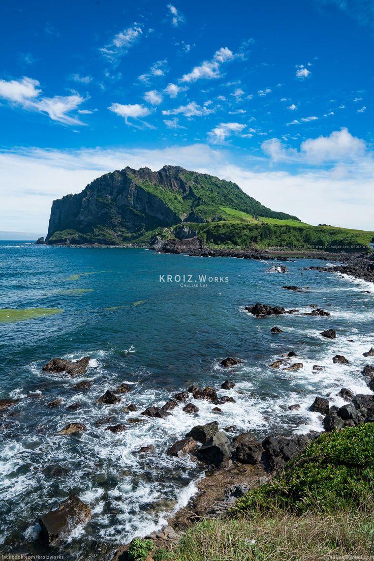 Jeju Landscape, 제주 광치기 해변
