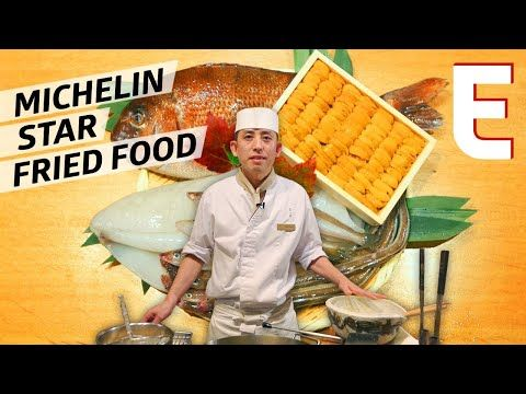 The Only Michelin-Starred Tempura Restaurant in America — Omakase - YouTube