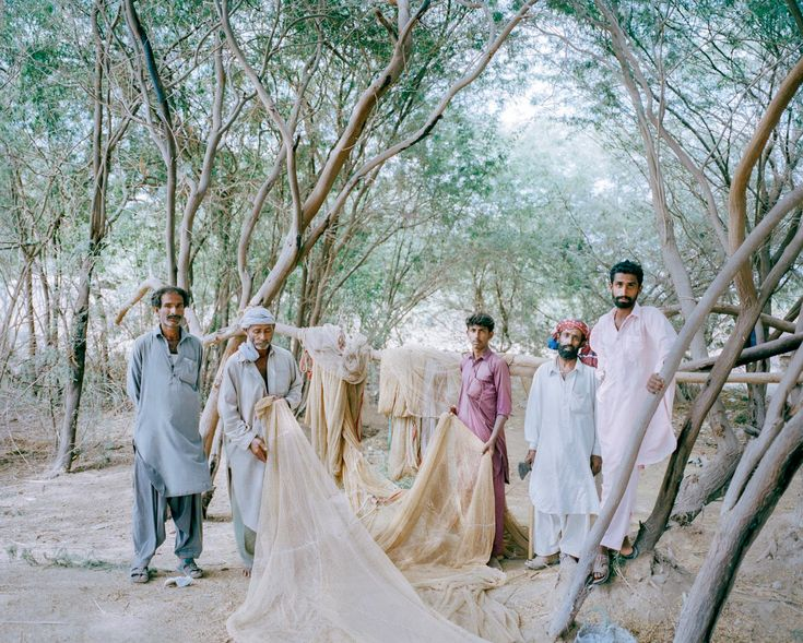 Halászok, Sindh Province, Pakistan, 2013.