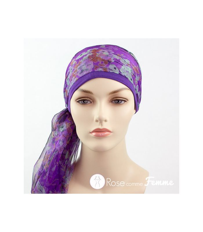 les 25 meilleures id es de la cat gorie foulard chimio sur pinterest chapeau turban turban. Black Bedroom Furniture Sets. Home Design Ideas