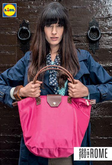 Przy stonowanym stroju przydadzą się dodatki w żywych kolorach! Wiosenna kolekcja mody damskiej już w Lidlu! #lidl #moda #damska #esmara