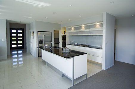 Nice kitchen ideas - Interior Design Christchurch :: Frobisher Interiors ::