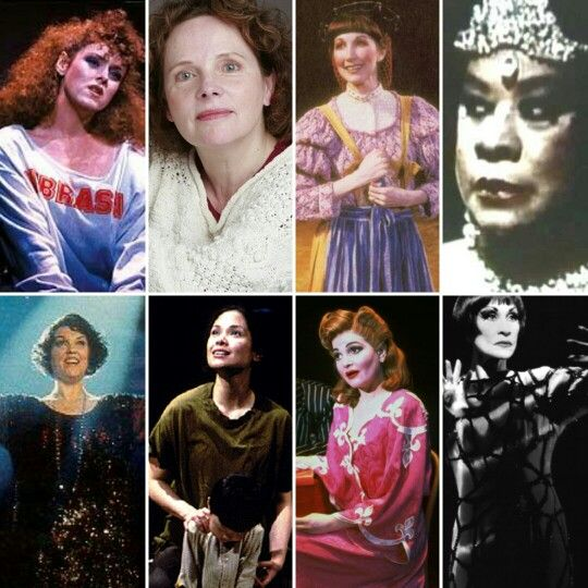 Best Actress: Bernadette Peters-Song and Dance, Maryann Plunkett-Me and My Girl, Joanna Gleason-Into the Woods, Ruth Brown-Black and Blue, Tyne Daly-Gypsy, Lea Salonga-Miss Saigon, Faith Prince-Guys and Dolls, Chita Rivera-Kiss of the Spider Woman