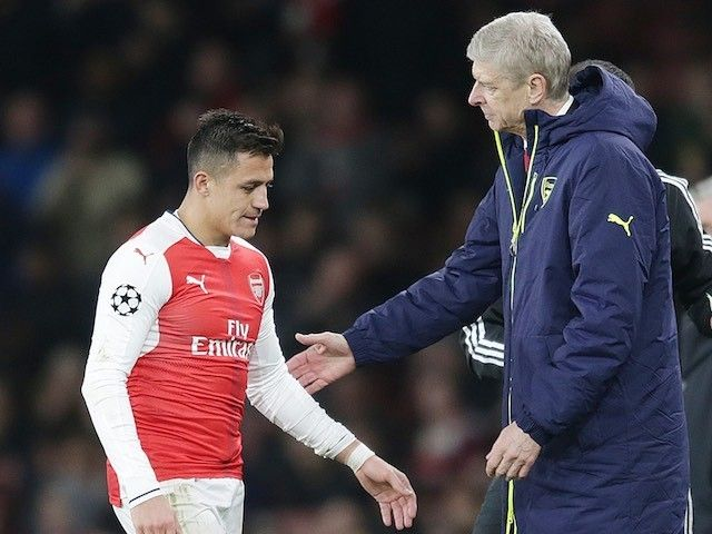 """Arsene Wenger: Alexis Sanchez ankle """"in an absolutely terrible state"""""""