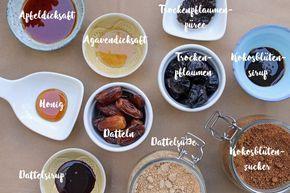 Zuckeralternativen: Agavendicksaft, Kokosblütenzucker, Stevia, Xylit und Co. unter der Lupe