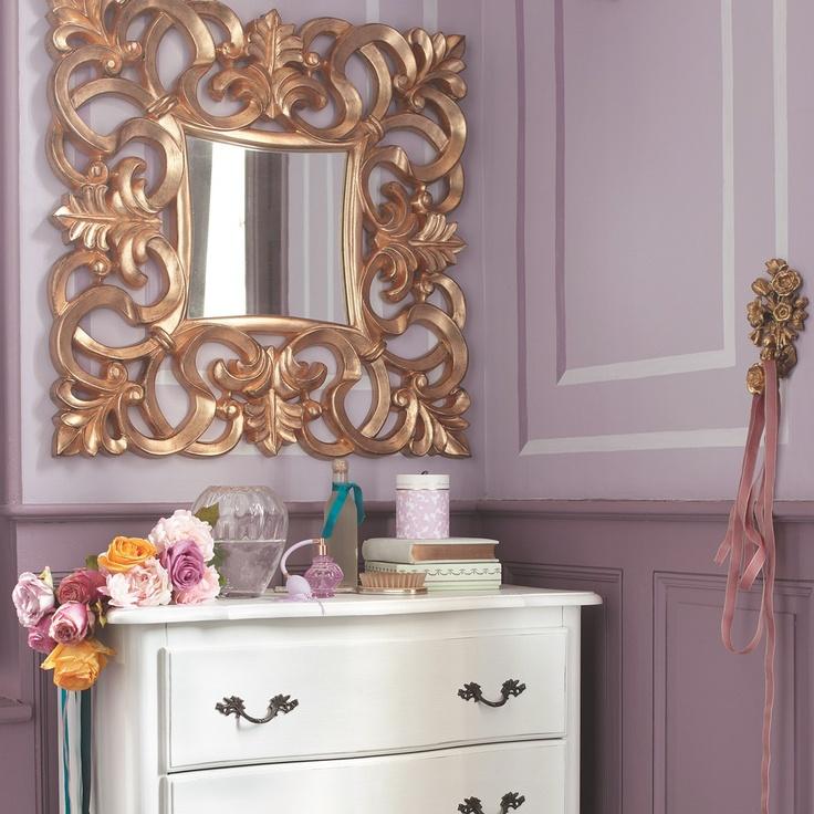 17 meilleures id es propos de miroir baroque sur - Miroir sur pied baroque ...