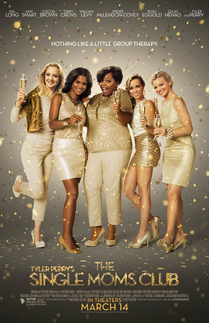 The Single Moms Club Language : English  Genre : Comedy, Drama  Duration : 1h31 min  Size : 3.45 GB  Quality : 720p BRRiP  Release Year : 2014  Submit by : Notorious  Description : When five struggling single moms put aside their differences to form a support group, they find inspiration and laughter in their new sisterhood, and help each other overcome the obstacles that stand in their way.