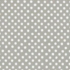 Grey Medium Polka Dots from Color Basics by Lecien - Half Yard. $4.90, via Etsy.