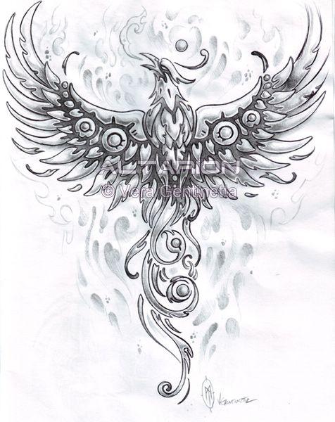 Er zijn vele legendes rond dit prachtige vogel. Volgens de mythologie, phoenix is een vogel met een buitengewone kwaliteit, die niet is gevonden in een andere vogel of zelfs dier. Phoenix is...