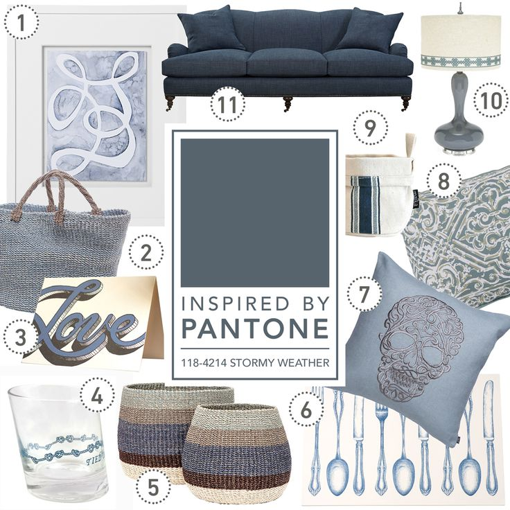 REstyleSOURCE | Fall 2015 Color Palette by Pantone