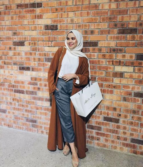 Hijab trend spring fashion – Just Trendy Girls