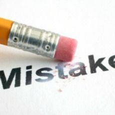 Learning from Our Teaching Mistakes   Faculty Focus