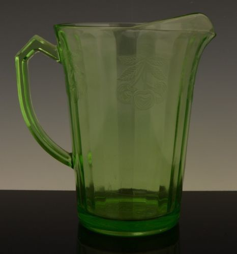 1000 images about rare depression glass on pinterest for Most valuable depression glass patterns