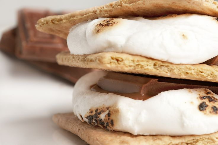 smoresDesserts, Food Porn, Sweets, Chocolates Cookies, Yummy Smores, Delicious, Foodporn, Just Girly Things, Justgirlythings
