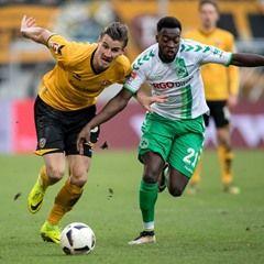 German Division Two Bundesliga Football - SG Dynamo Dresden vs SpVgg Greuther Fuerth