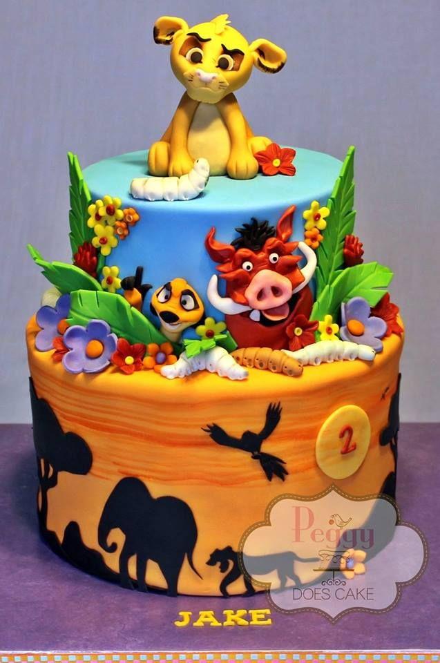 Best 25+ Lion king cakes ideas on Pinterest King baby ...