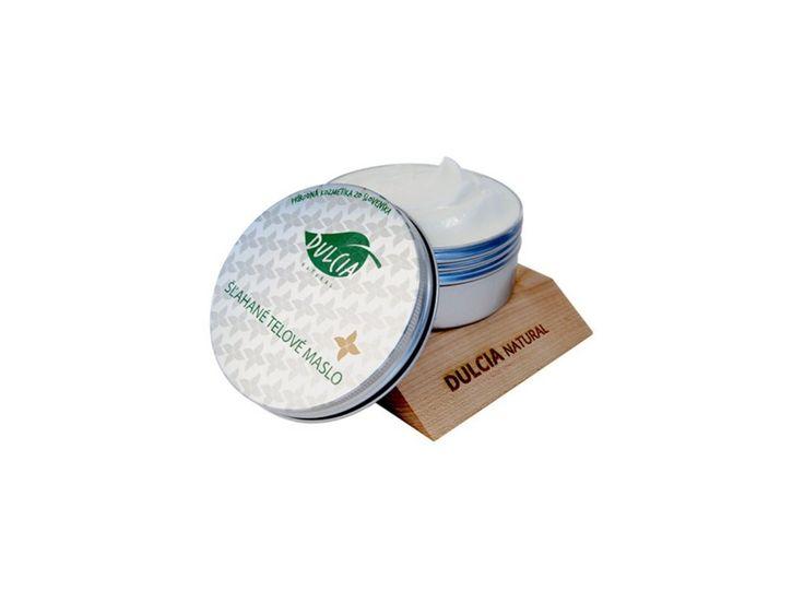 Dulcia Natural šlehané tělové máslo Levandule