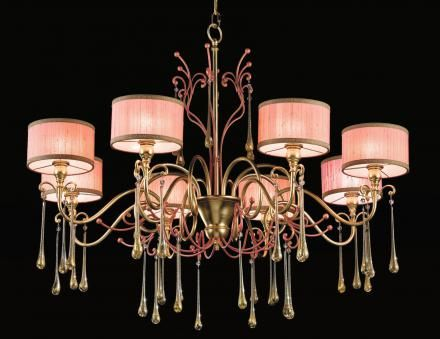 Chandelier with Swarovski