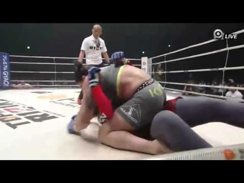 Gabi Garcia Defeats Anna Malyukova at RIZIN 1 Video