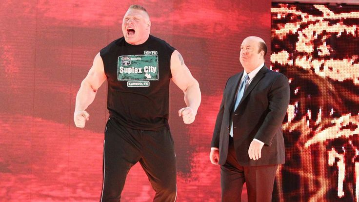 Brock Lesnar Delivers The F5 After Raw Goes Off The Air