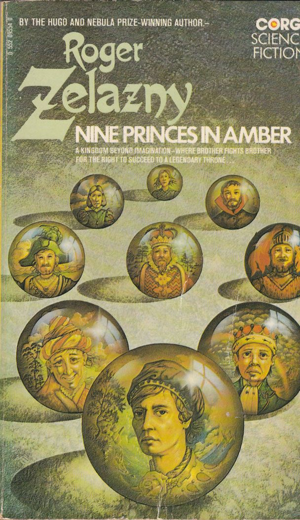 Roger Zelazny – Nine Princes in Amber