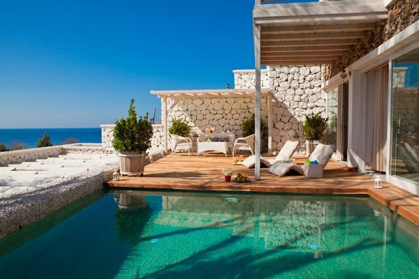 honeymoon suites with private pool | Likya Gardens Hotel - Signature Suite