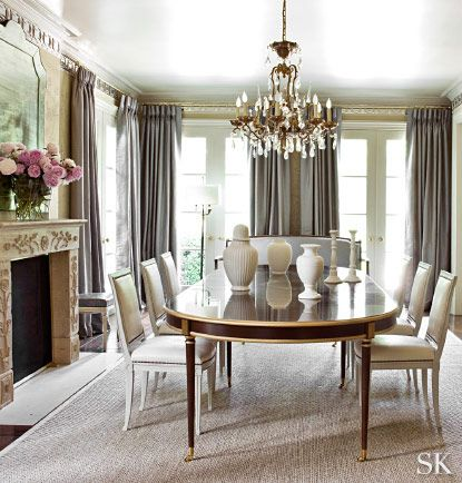 Best 25+ Neutral Dining Rooms Ideas On Pinterest | Dining Decor, Neutral  Home Furniture And Sofa For Room