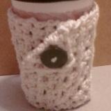 Button Coffee Mug Wrap