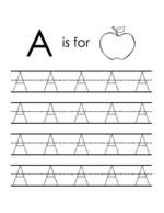 1000 ideas about alphabet tracing worksheets on pinterest letter tracing letter tracing. Black Bedroom Furniture Sets. Home Design Ideas