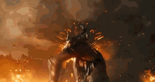 Steppenwolf Justice GIF - Steppenwolf Justice League GIFs