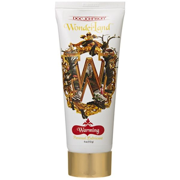 Wonderland Personal Lube – Warming for Sale  Size: 115ml  Buy Warming Personal Lubricant for Adult City today and save.  Experience an erotic massage like no other as the Wonderland Personal Warming Lube brings a sensual heat wherever it is applied  Ease stress and tension out of your p