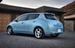 The Nissa Leaf - Very nearly bought one of these!