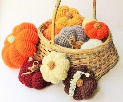 #haken, gratis patroon, Nederlands, pompoenen, halloween, haakpatroon