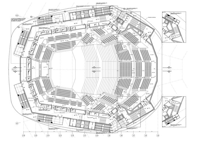Renzo Piano Building Workshop - Projects - By Type - Parco della Musica Auditorium