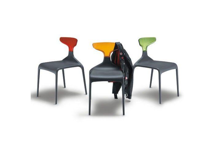 Punk Chair by Green - InteriorZine