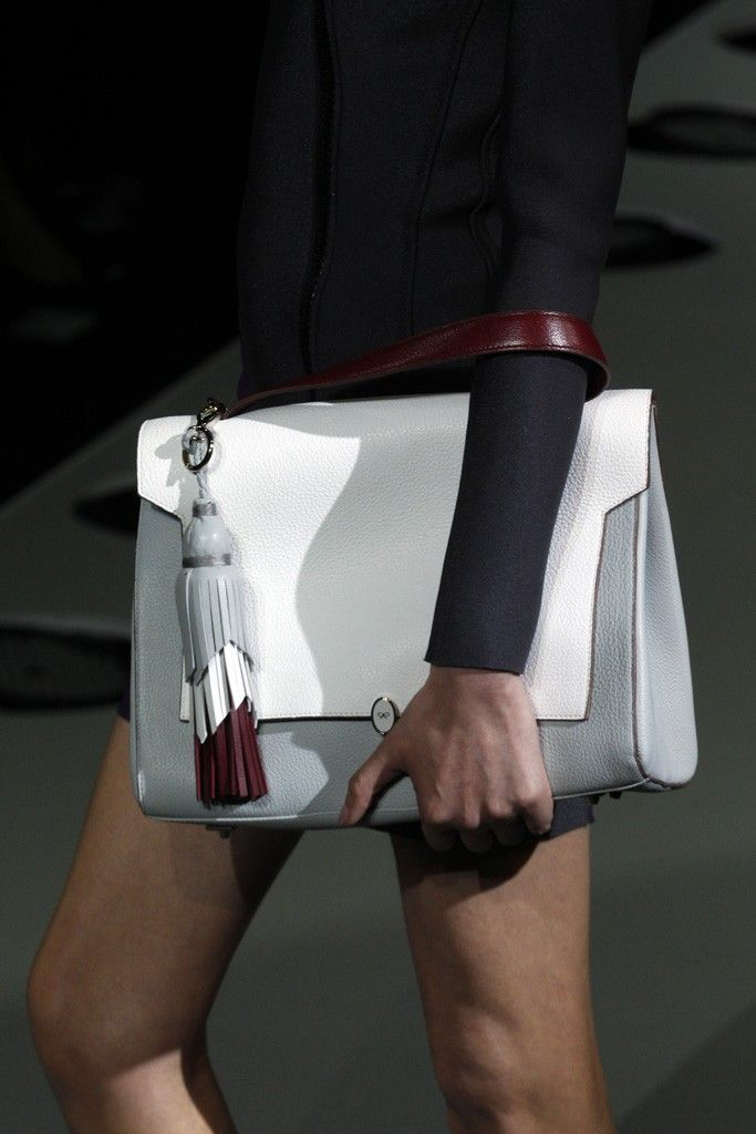 Anya Hindmarch RTW Spring 2014 [Photo by Giovanni Giannoni]