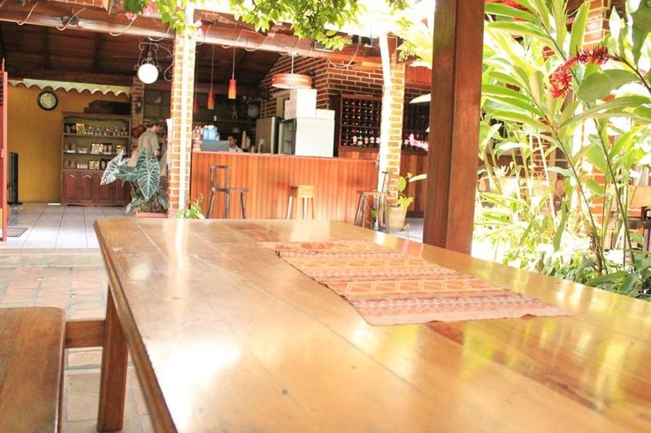 Un cafecito por la tarde en Café San Rafael.   Un lugar para relajarse y disfrutar del ambiente en Copán ¡Los esperamos!