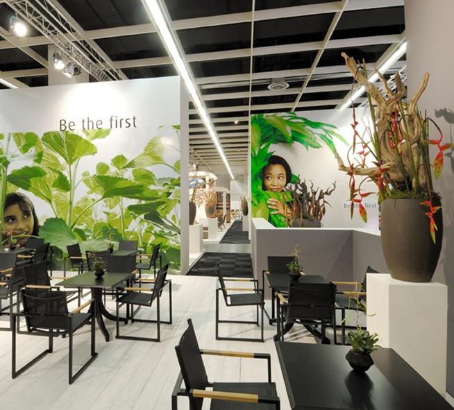 exhibith booth Hartman on spoga 2 voor http://artica.nl/