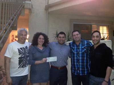 HANK YOU to the friends, family and everyone that makes the Alison Lewin First Time Home Buyers Fund possible! The Alison Lewin First Time Home Buyers Grant helped our Gregory Real Estate Group client to buy their first home in Santa Clarita, CA. http://activerain.com/blogsview/4308476/first-time-scv-home-buyer-receives-grant-alison-lewin-fund