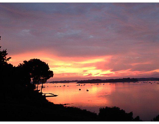 Golfe du Morbihan, maison ancienne, Vue dominante et accès direct mer ; - Arradon - Unlimited Card