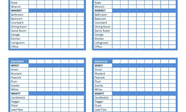 The Inspiring Clue Game Sheets Mansion Kids Clue Board Game Clue Throughout Clue Card Template Picture Below Clue Board Game Clue Games Card Template