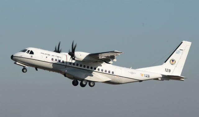 Philippine Air Force Airbus C295 medium transport - photo: Airbus Defence & Space