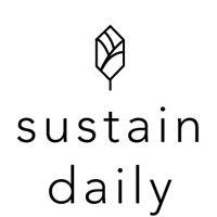 Sustain Daily er et webmagasin og et bloggernetværk med fokus på bæredygtig livsstil. På webmagasinet samler vi eksperimenter og erfaringer med en bæredygtig livsstil på ét sted, så ideer og inspiration kan nå ud til flest mulige. På vores blogs giver vi hver især og uafhængigt af hinanden vores bud på, hvordan man med små og store skridt kan nærme sig en mere bæredygtig livsstil.