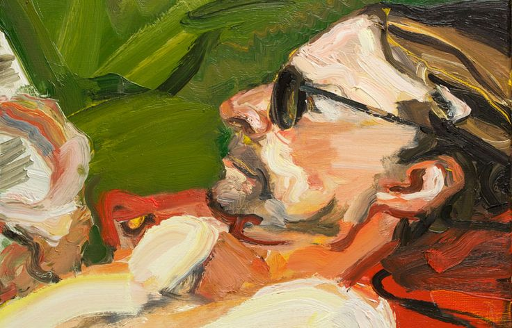 Discovering place by painting: Ben Quilty on exhibition 'Hill End'