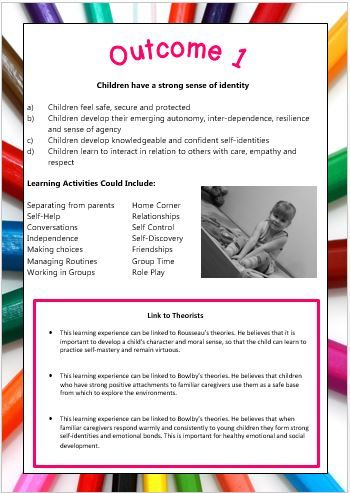 261 best ECE - Documentation \ Portfolio Ideas images on Pinterest - sample preschool brochure