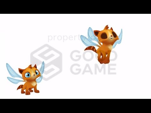 In-game Animations for a Mobile Game This are some of the animations I created for a Mobile Game (Maya-Unity) I loved this project and this little cute creatures were really funny to animate! :P