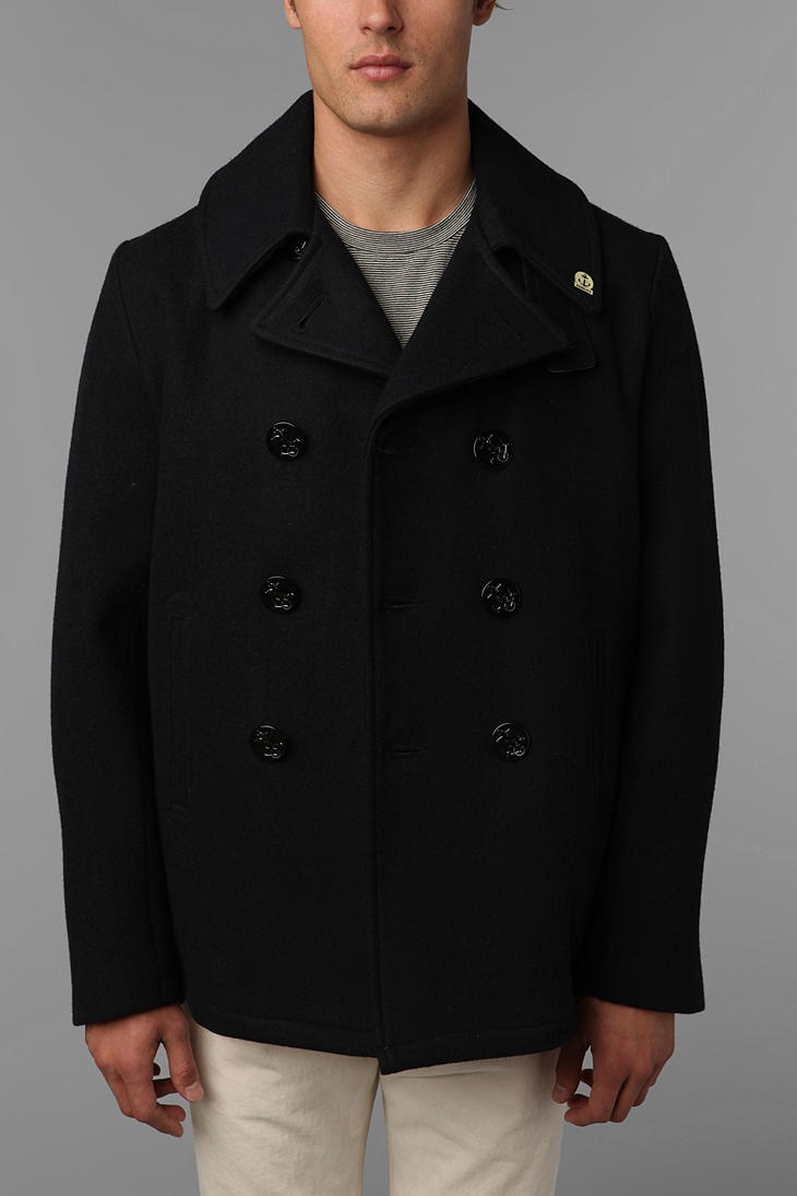 Fidelity for Sperry Top-Sider Pea Coat