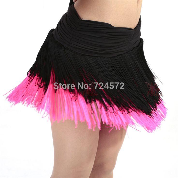 Костюм латинский танец сексуальные шелк молока кисточка латинский танец короткое для женщин латинский танец конкурс cstume короткие юбки